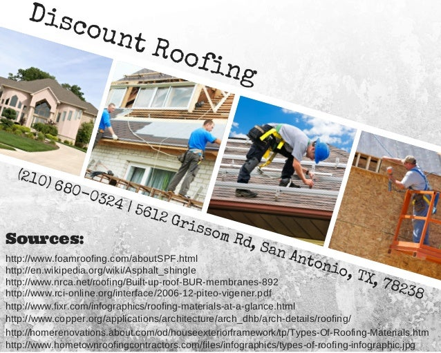 Foam; 11. Discount Roofing ...