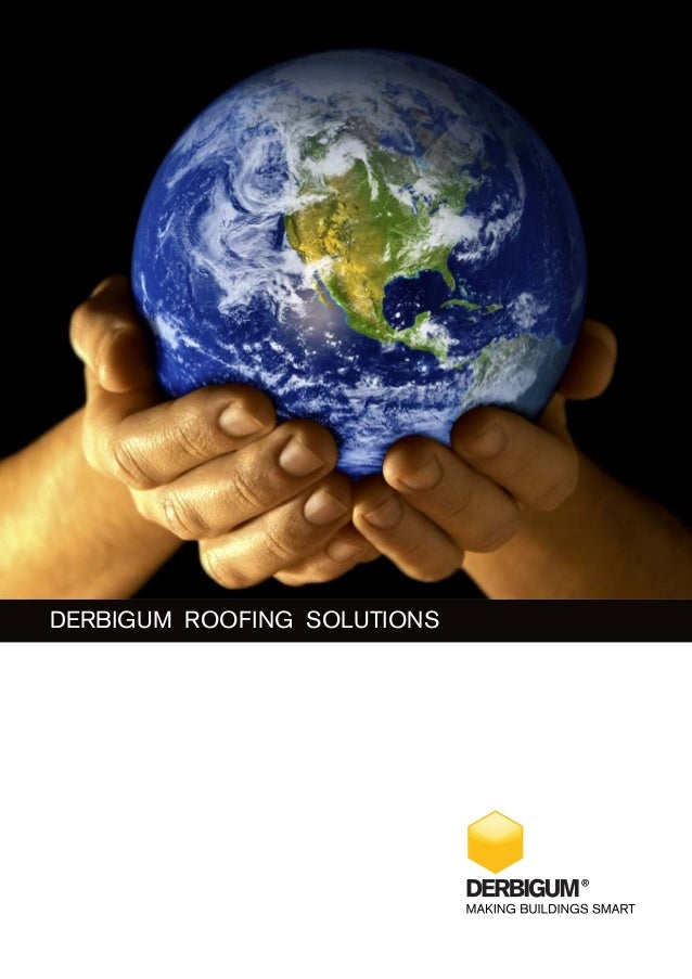 Derbigum ROOFING SOLUTIONS