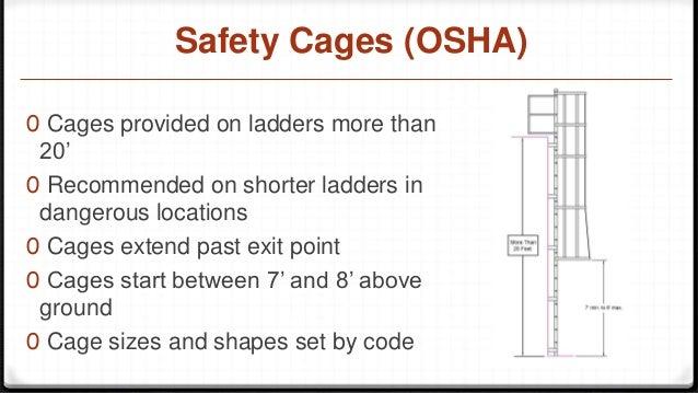 Fixed Ladder Roof Ladder Cage Ladder Slide Show