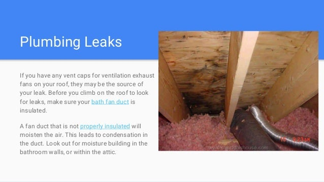 Common Causes For Roof Leaks In Heavy Rain