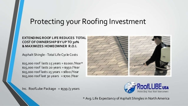 Roof Lube Business Opportunity November 11 2