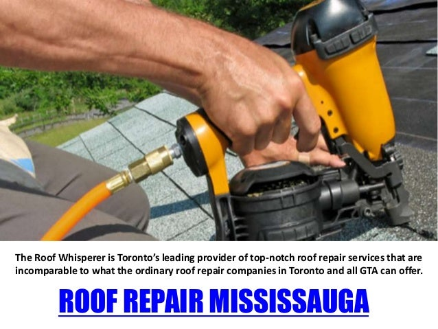 The Roof Whisperer is Toronto's leading provider of top-notch roof repair services that are incomparable to what the ordin...