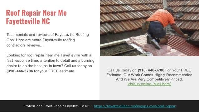 Roof Repair Near Me Fayetteville Nc Best Professional Roof Repair E