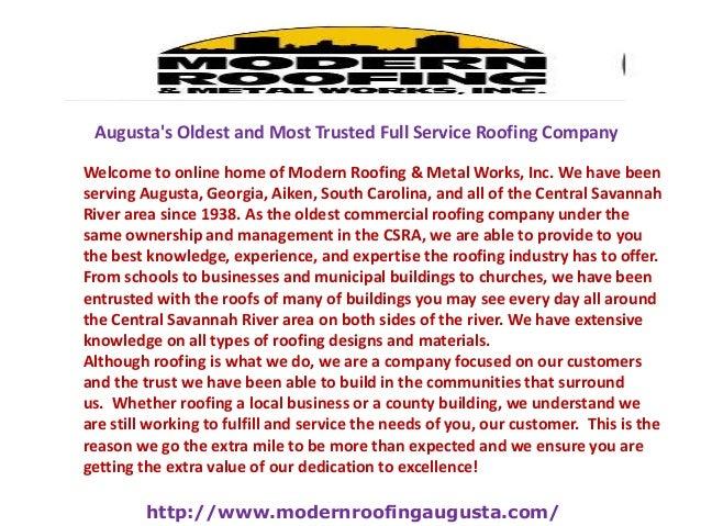 Roof Repairs Augusta Ga 03 03 2015