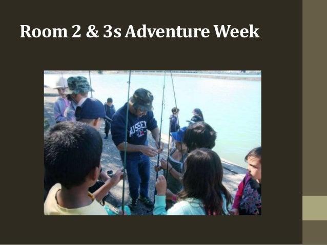 Room 2 & 3s Adventure Week