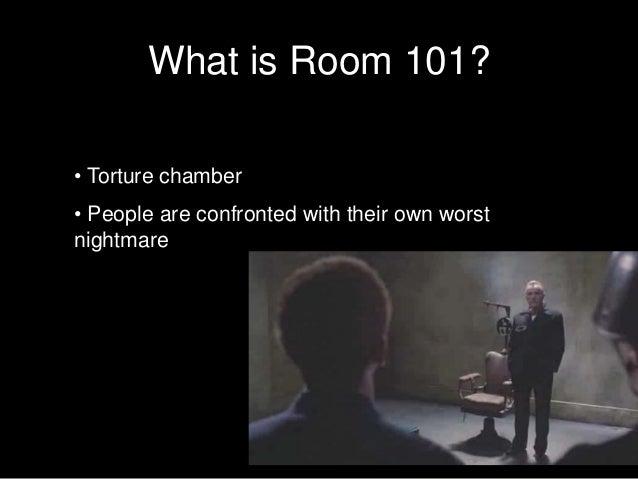Room 101 by johanna