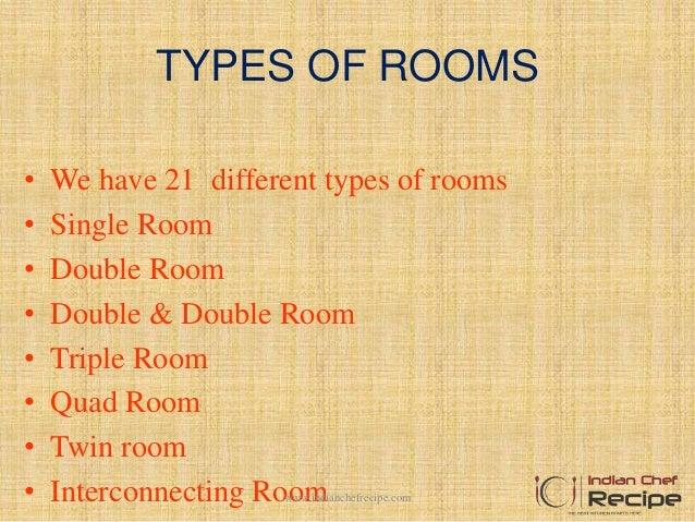Room Rate Designation
