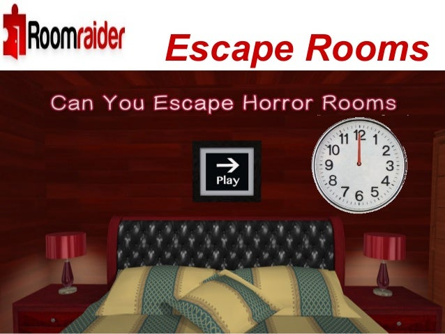Escape The Room Strategy For Learning