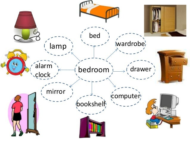Clipart Images Of Bedroom