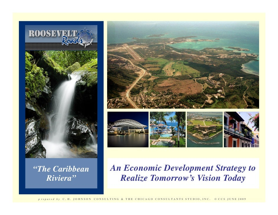 """The Caribbean                  An Economic Development Strategy to    Riviera""                       Realize Tomorrow's V..."