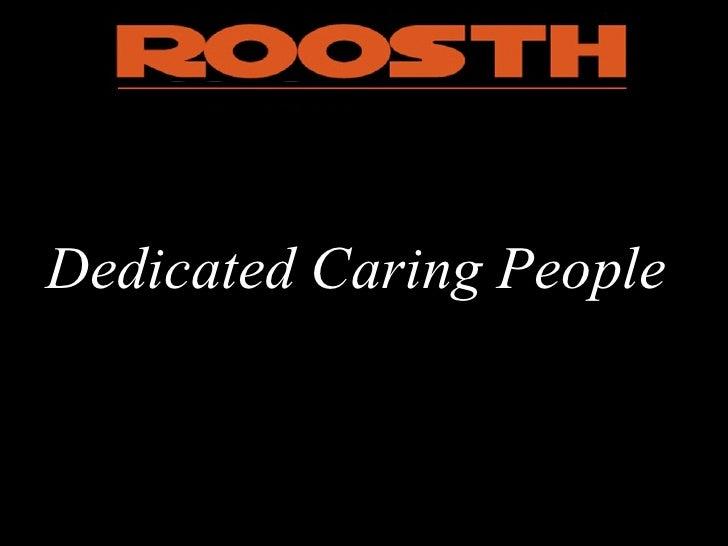 Dedicated Caring People
