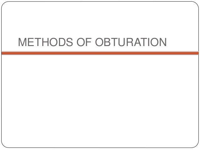 Root canal obturation timing materials and techniques