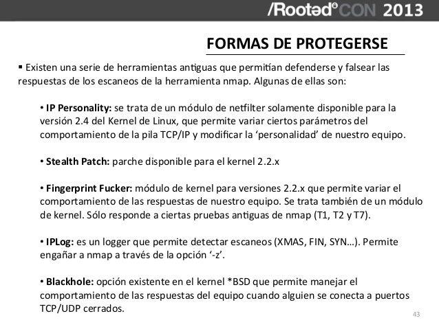 FORMAS DE PROTEGERSE§ Existen una serie de herramientas an,guas que permi}an defenderse y false...