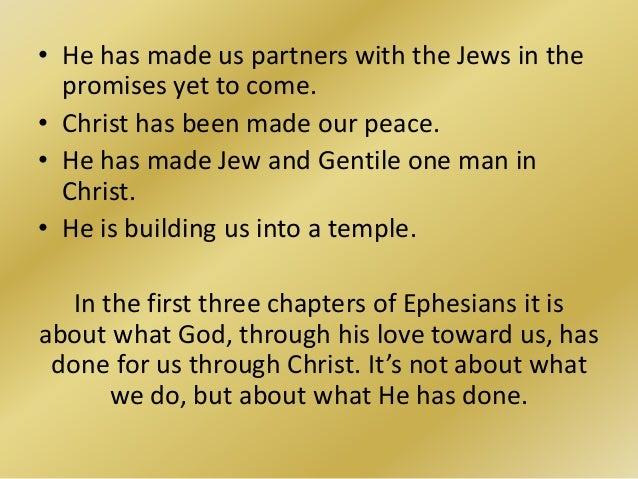 Ephesians 3:14-21 Knowing a love that surpasses knowledge