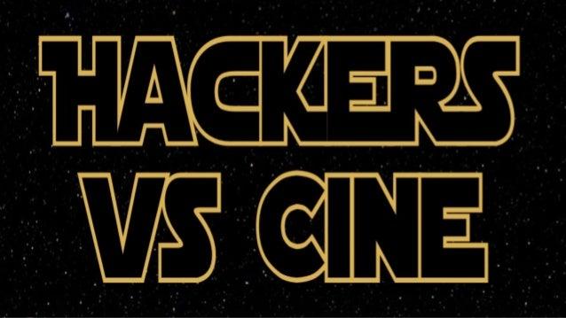 H@ckers & Cine Jose Manuel Vera @jmveraortiz www.revistasic.com Ciberhistorias de la gran pantalla Mitos y desventuras de ...