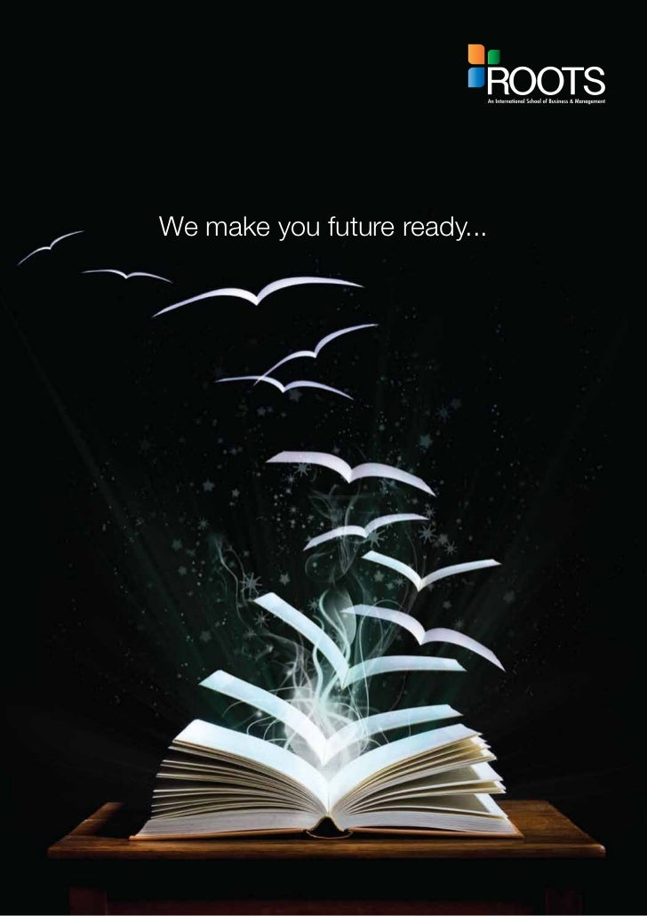 We make you future ready...