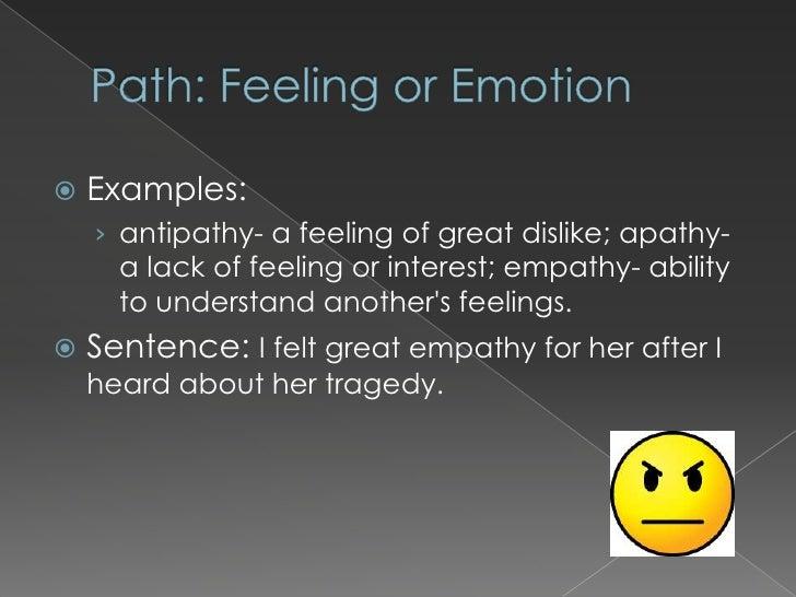 Apathy Essay