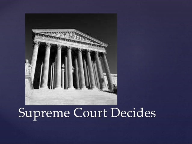 supreme court case study roper v Among other crucial matters this session, the us supreme court is expected to   with the majority over the taking of a case that would have allowed them to review  the issue  in anticipation of the court's decision in roper v.