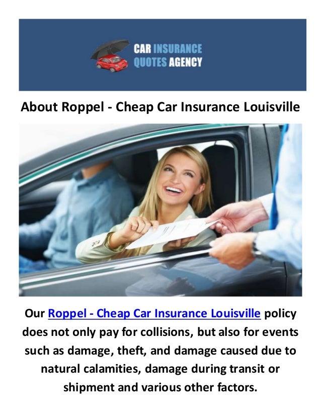 Cheap Car Insurance Quotes Kentucky