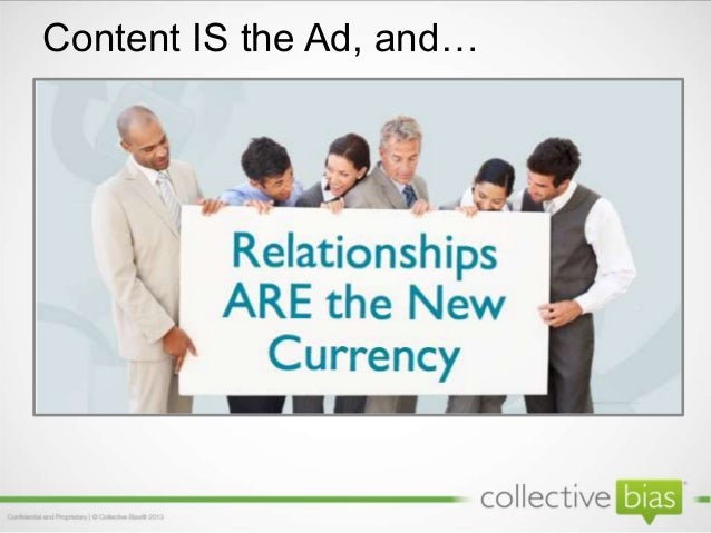 Content IS the Ad, and…