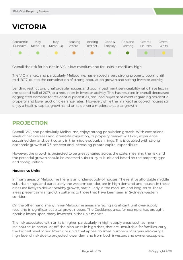RiskWise Property Research - Risks and Opportunities - Quarterly Repo…