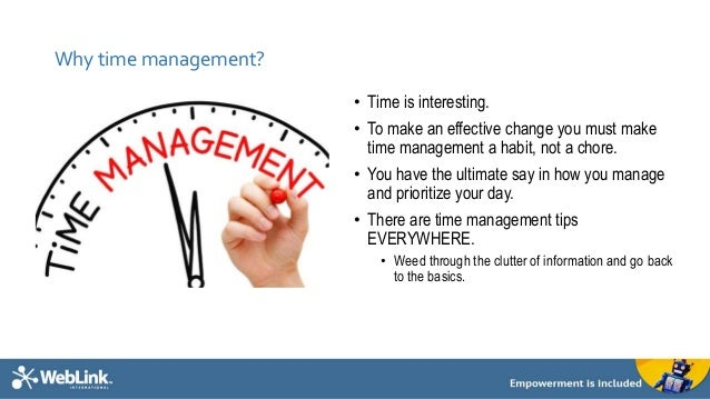 10 Time Management Tips To Make You More Productive