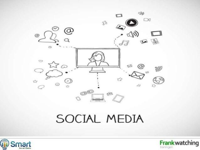 Programma: De platformen Waarom social media Kansen van social media De schaduwzijde De risico's Social media strategie
