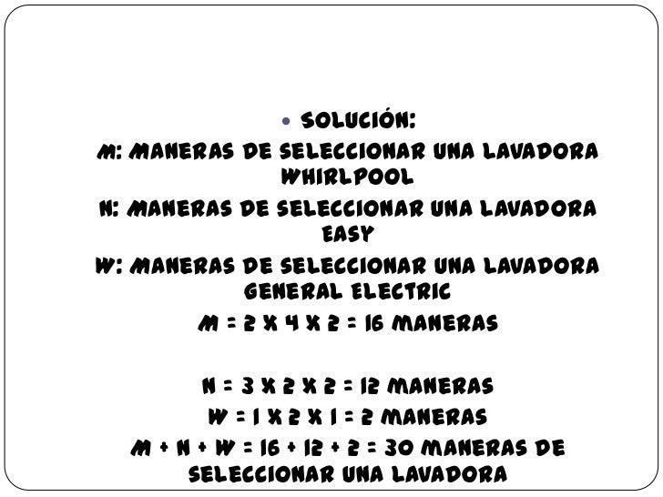 DIAGRAMAS DE ÁRBOL, vMÉTODOS DE CONTEO, vPERMUTACIONES