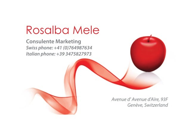 """!""""#$%&()*+,-.&()• My Marketing experience & approach: it's like ripples in the   water• This is my business card!"""