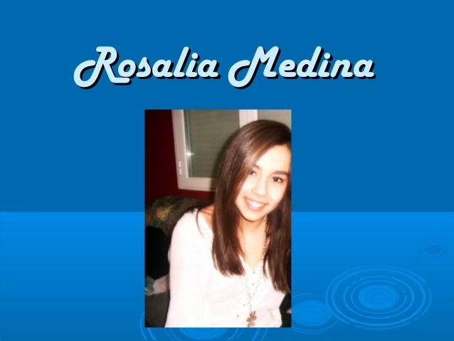 Rosalia Medina
