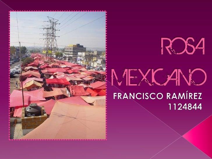 FRANCISCO RAMÍREZ<br />1124844<br />