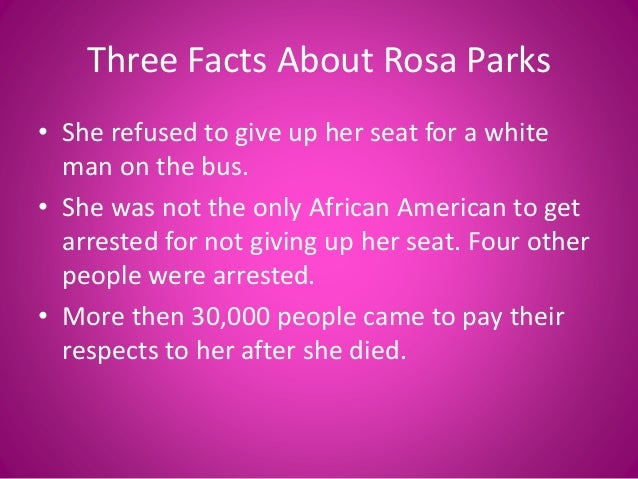 an analysis of the topic of the rosa parks life Find reading comprehension about rosa parks lesson  and post reading activities for the book the life of rosa parks  and prepare for a critical textual analysis.