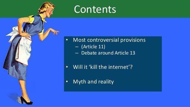E Rosati - The New EU Copyright Directive: Towards a Greater Responsibilization of Online Platforms? Slide 2
