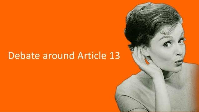 E Rosati - The New EU Copyright Directive: Towards a Greater Responsibilization of Online Platforms? Slide 3