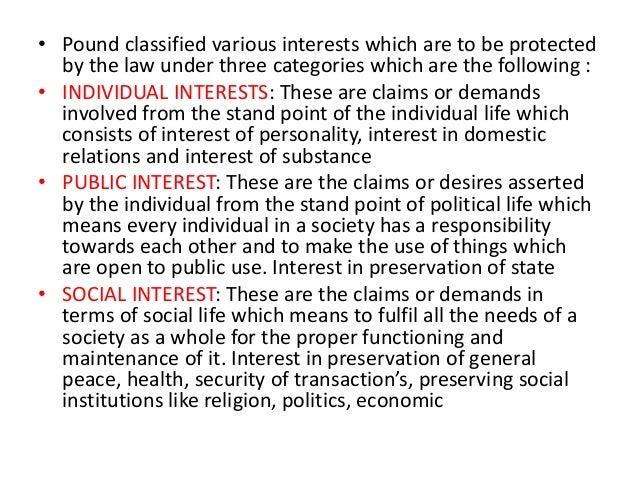 roscoe pounds sociological jurisprudence pdf