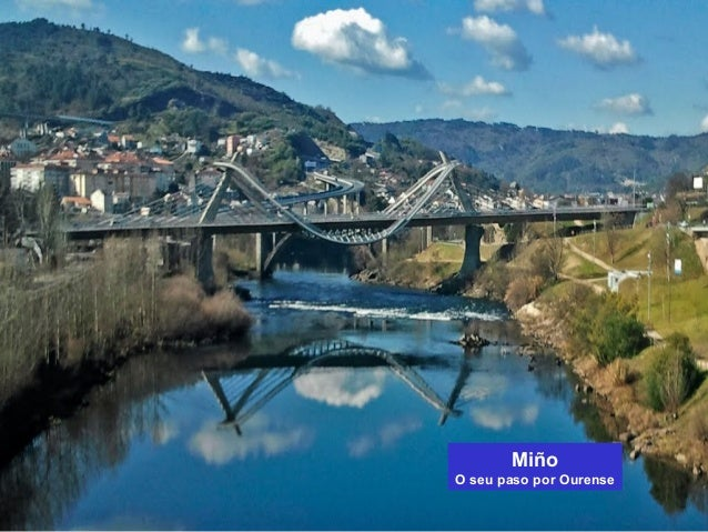 Miño  O seu paso por Ourense