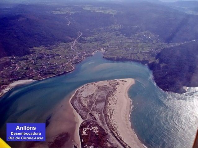 Anllóns  Desembocadura  Ría de Corme-Laxe