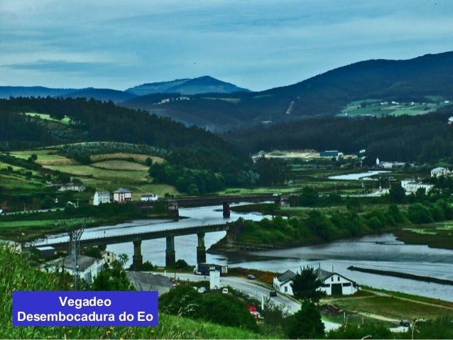 Vegadeo  Desembocadura do Eo