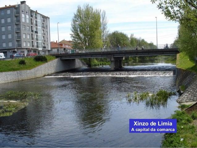 Xinzo de Limia  A capital da comarca