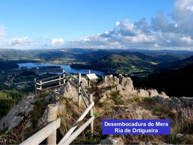 Desembocadura do Mera  Ría de Ortigueira