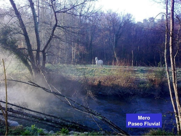 Mero  Paseo Fluvial