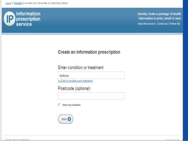Pour en savoir plus…  Andersen,C.M.,Information therapy: a prescription for the digital era.HealthCareManag(Frederi...