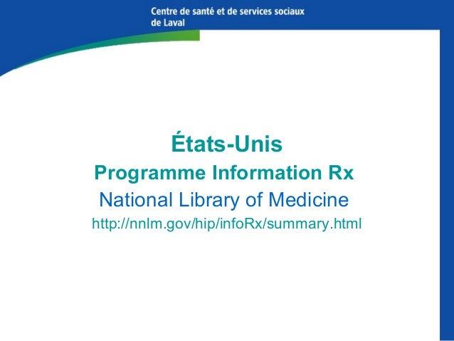 Évaluer l'information sur Internet et prescrire des ressources aux patients- Danielle Rose