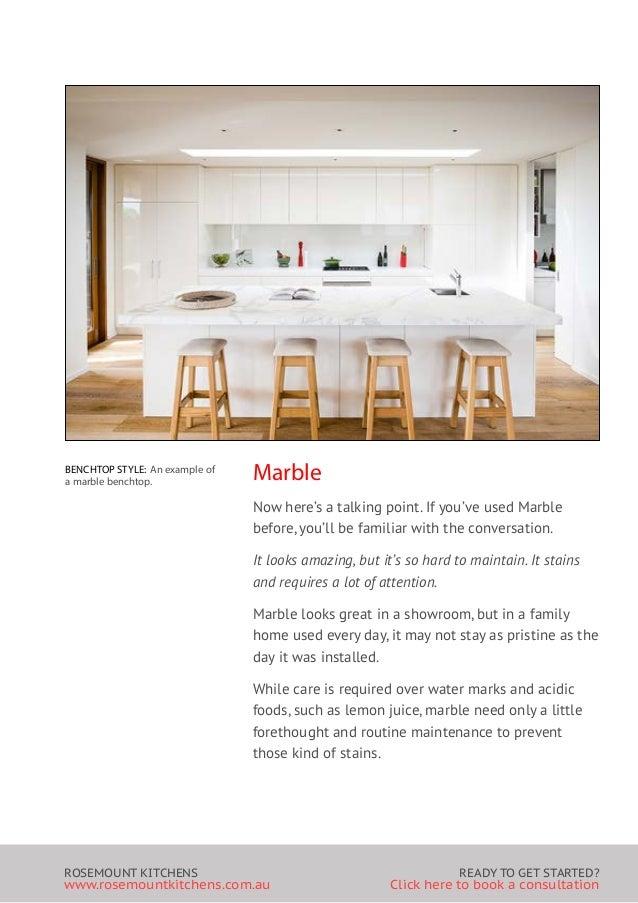 Kitchen Renovation Guide From Rosemount Kitchens, Melbourne