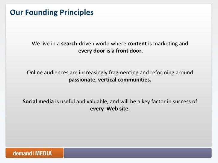 Demand Media Slide 3