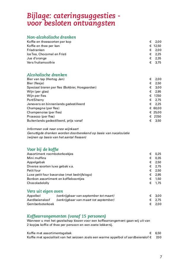 Beethoven Restaurant Menu