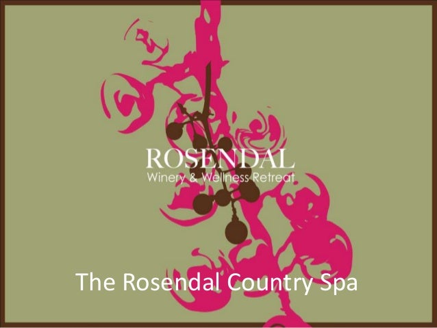 The Rosendal Country Spa