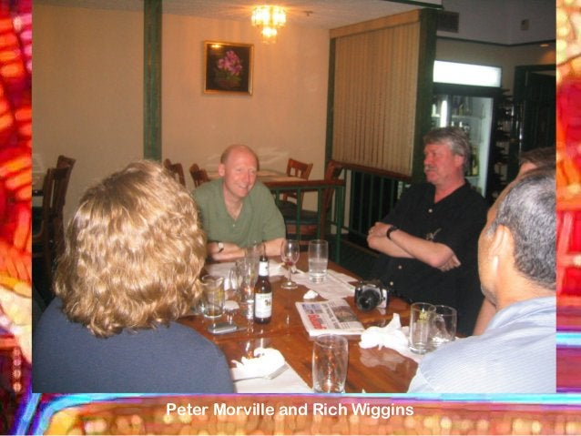 Peter Morville and Rich Wiggins