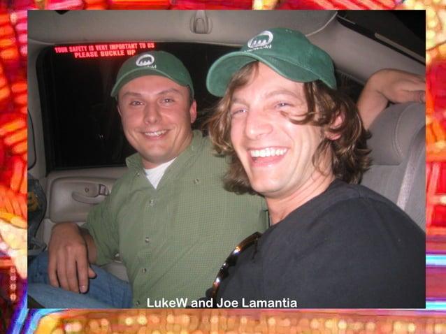 LukeW and Joe Lamantia