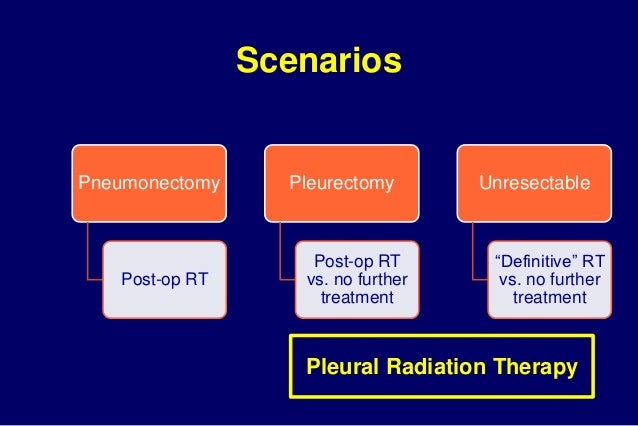 Expanding the Field of Radiation Therapy for Malignant ...